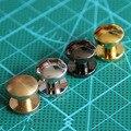 O envio gratuito de ouro 11 * 6 mm carteira parafuso saco cinto de bronze rebite diy artesanais caso chave de couro hardware parte fundamental saco fecho