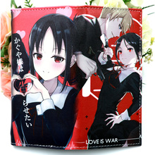 Аниме Kaguya-sama: Love is War Длинный кошелек Shinomiya Kaguya клатч кошелек
