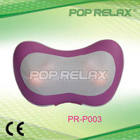 Home Car Massage Pillow With Light From POP RELAX Rose