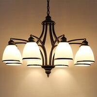 Veayas высокое качество классические люстры Гостиная лампа E27 гнездо Ну посылка люстры para кварто
