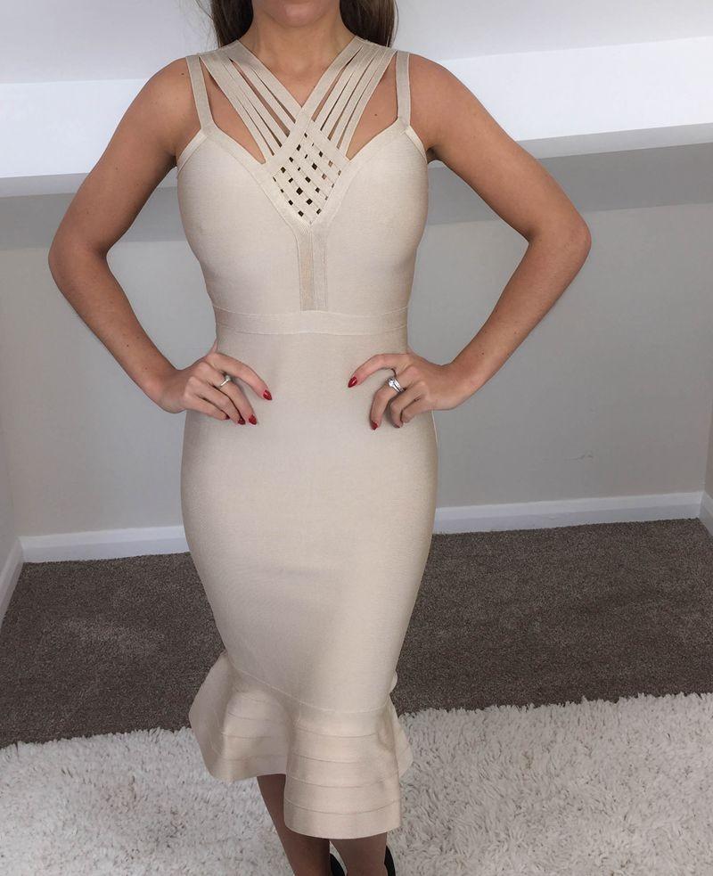 sexy-mermaid-bandage-dress7