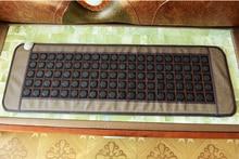 Korea heated mat heating pad Tourmaline jade mattress Germanium Thermal Massage Cushion 50*150CM