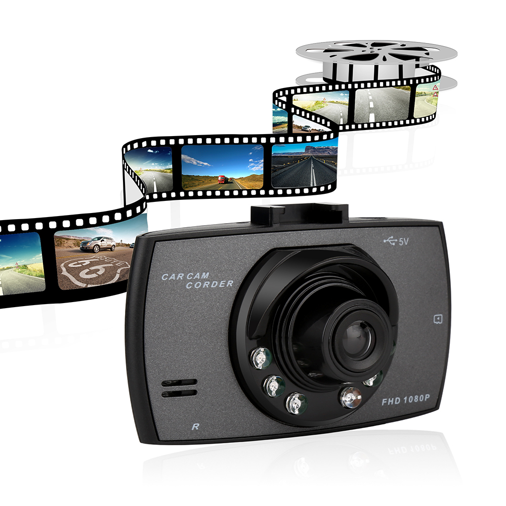 2 3 Car font b Camera b font Recorder Full HD 1080P Car DVR LCD Screen