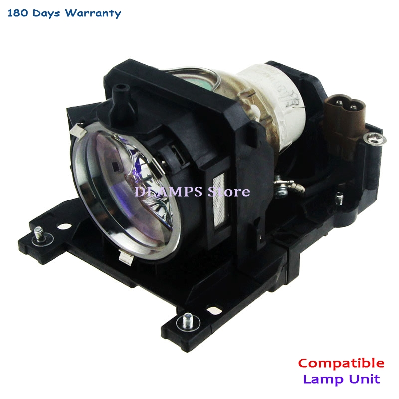 DT00841 High Quality Projector Lamp Module For HITACHI CP-X200 / CP-X205 / CP-X30 / CP-X300 / CP-X305 / CP-X308 / CP-X32