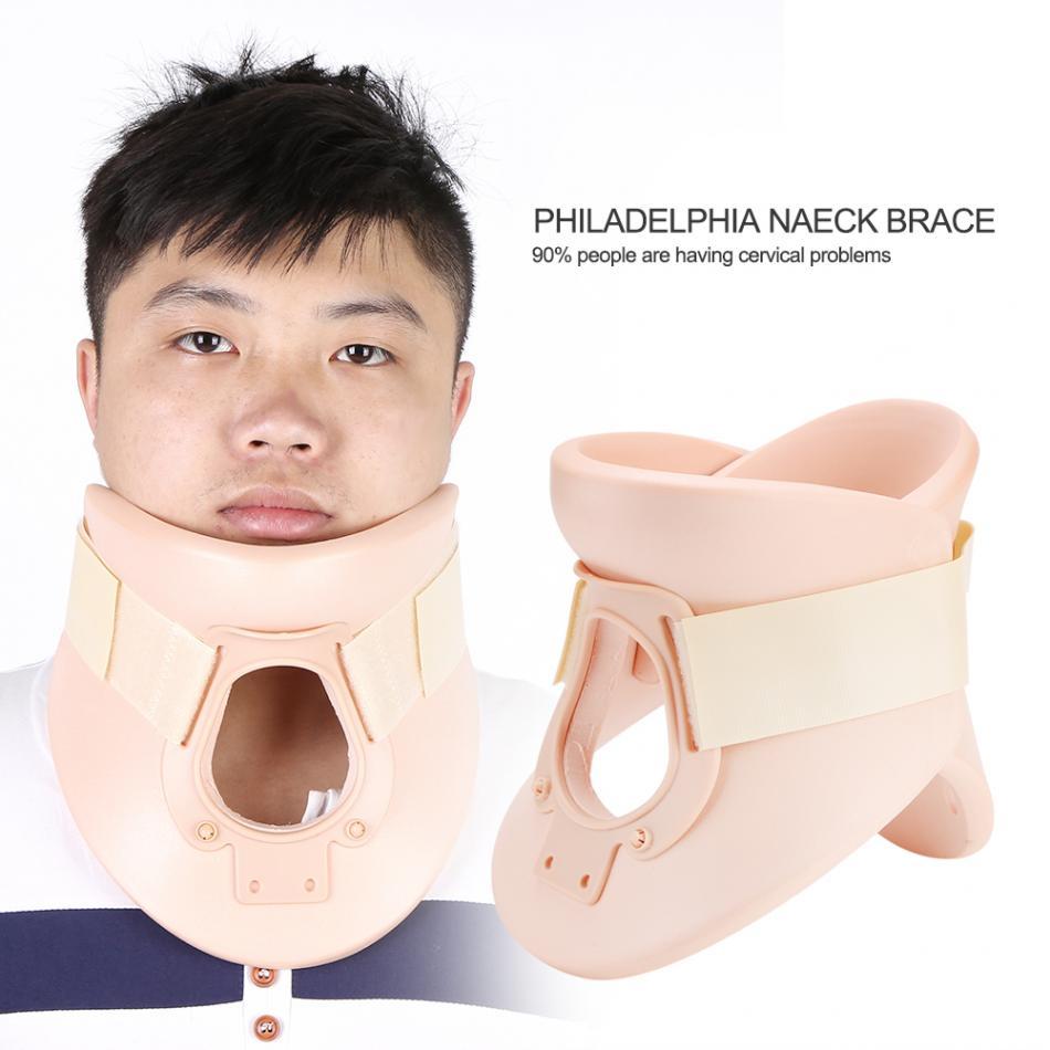 Medical Cervical Collar Neck Brace Neck Support Pain Relief Neck Orthosis Immobilizer Br ...