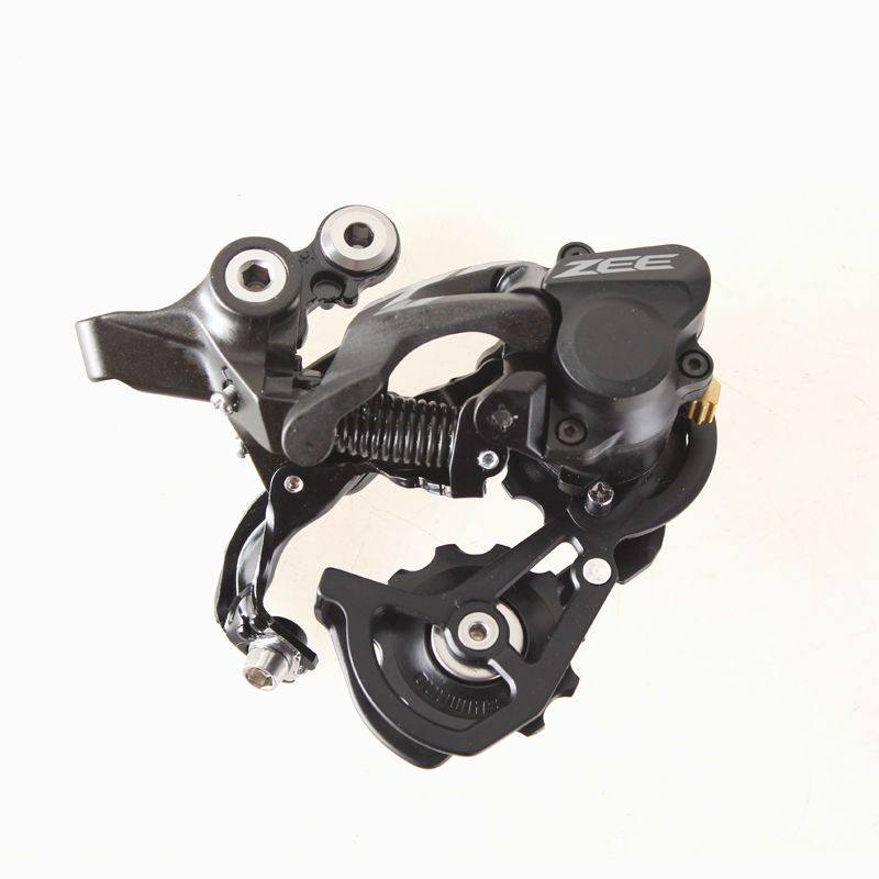 SHIMANO ZEE RD M640 DH & FR 10S speed MTB Bicycle Rear Derailleur цена