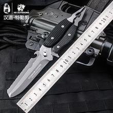 Outdoor multifunctional saber swat field querysystem scissors fruit knife multi-purpose cutting tool