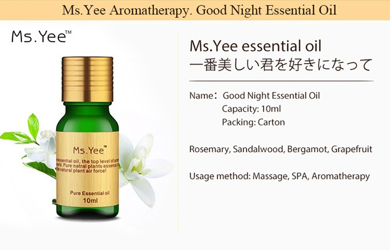 Essential Oils for Aromatherapy Diffusers Pure Plant Extracts Oil for Skin Care Anti Aging & Neck Bath Body Massage Olie 10Ml 2