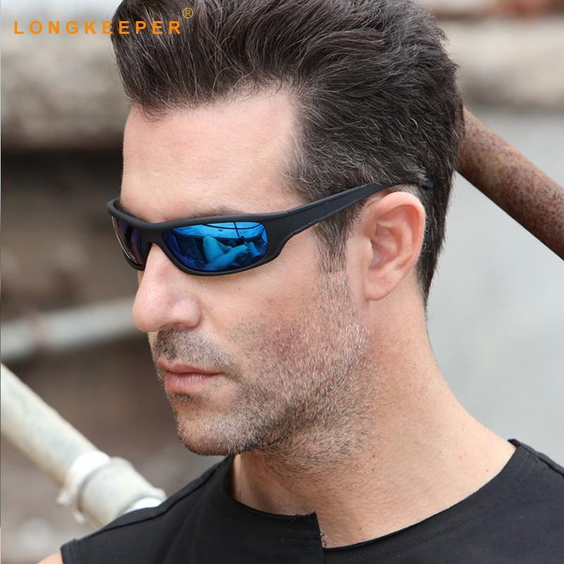 Мужские поляризованные солнцезащитные очки 2020, мужские солнцезащитные очки ночного видения, женские и мужские классические Брендовые очки...