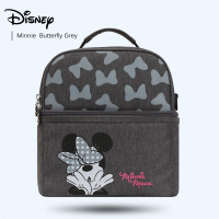 Disney Milk Food Fresh Storage Thermal Diaper Bag Baby Insulation Bag Cartoon Mummy Feeding Bottle Cooling Backpack