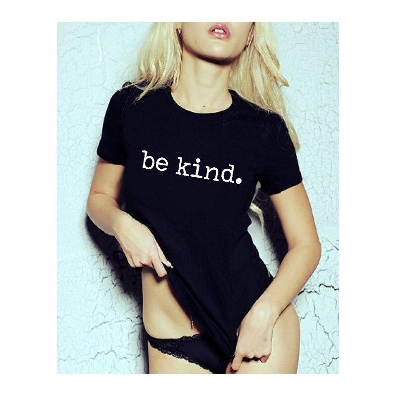Werden Art T T-Shirt Frauen Sommer Hemd Unisex Vintage Zitieren Glücklich Positive Cool Girl Schwarz Casual Street Style Shirt Zitieren t