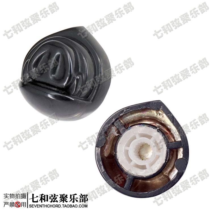 lovely pig head metal electric guitar volume knob electric bass timbre knob potentiometer cap in. Black Bedroom Furniture Sets. Home Design Ideas