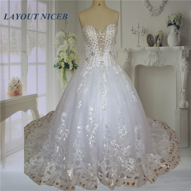 baked flowers wedding dresses 2017 for russian appliques tulle actual image princes lace bridal gowns with