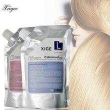 Xiigee минеральная энергетическая вода пульсация Ион прямой крем для волос 800 мл клипса прямые волосы без запаха не повреждает волосы спрей