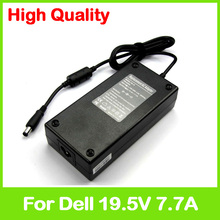 19.5V 7.7A 150W AC power adapter for Dell 320-2746 330-5829 330-5830 331-7224 ADP-150EB B ADP-150RB B D1404 D2746 charger