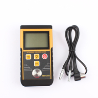 TECMAN genuine TM130D steel ultrasonic thickness gauge thickness gauge glass plastic pipe valve thickness meter