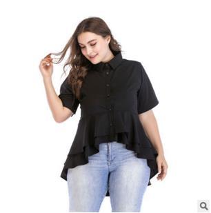 blouses Coattail TUHAO Summer