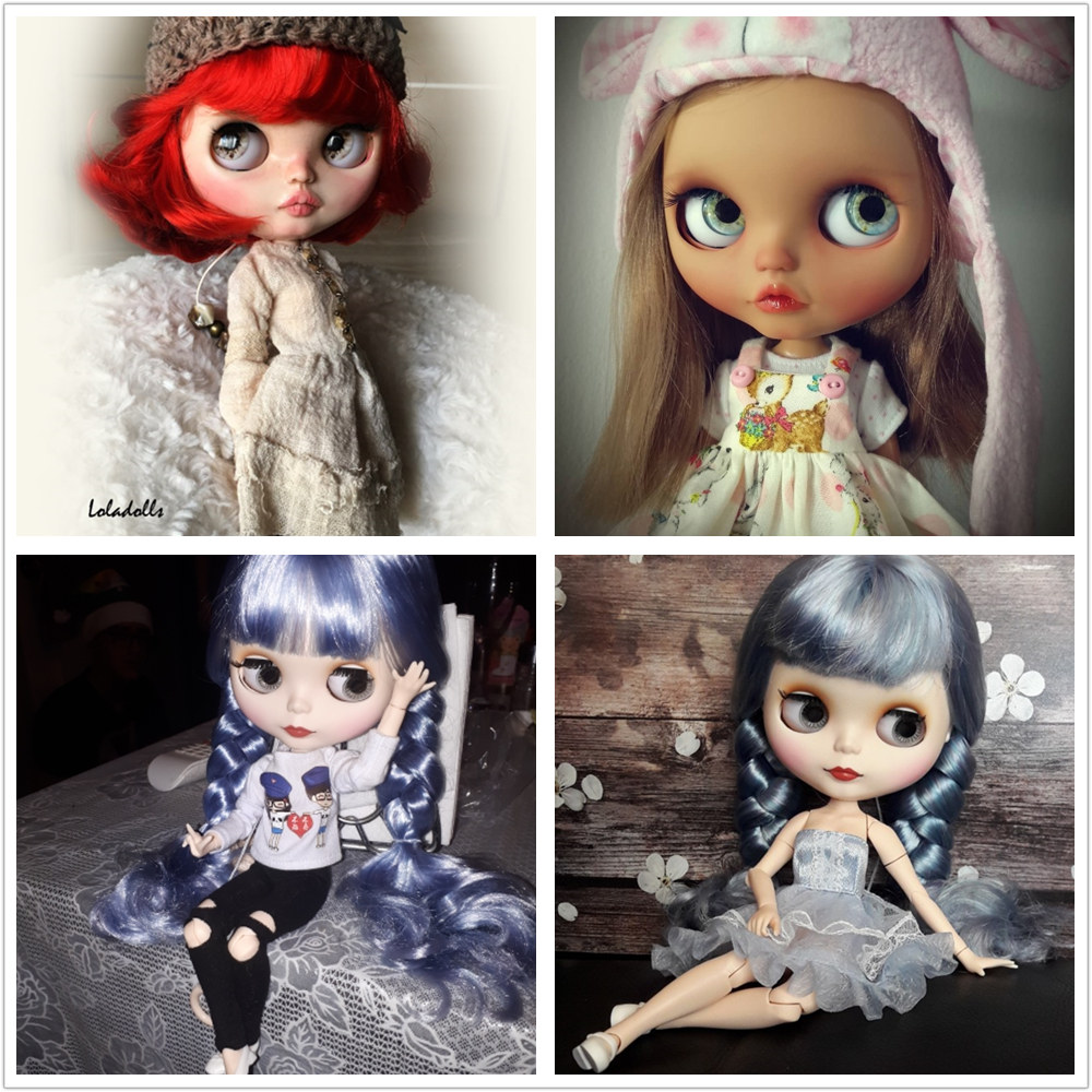Image 2 - ICY factory Blyth doll nude normal and joint body fashion custom doll suitable diy makeup with hand set A&B Special price-in Dolls from Toys & Hobbies