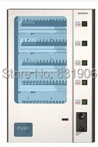 Petit distributeur automatique de produits de avec fenêtre en verre, préservatif distributeur automatique, mural distributeur automatique