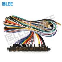 Жгут проводов для Jamma с 5, 6 кнопок действия провода/Jamma 28 pin с 5,6 кнопками провода для аркадной игровой машины/Pando box