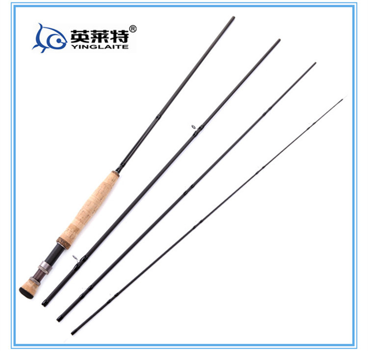 mikado purple rain ultelefloat 4405 15 20 гр carbon im 9 9 feet IM9 carbon fly rods size 5/6  4 section