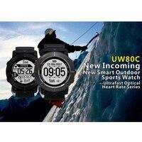 Smart Watch GPS Fitness Tracker Smartwatch Golf Outdoor Sport Watch IP68 Waterproof Mountaineering Watch Bluetooth