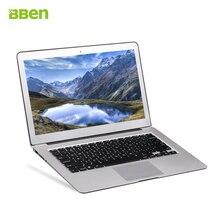13.3 inch laptop windows 10 metal ultrabook notebook computer intel I5-5200u 8GB 128GB SSD Bluetooth WIFI Russian Spanish