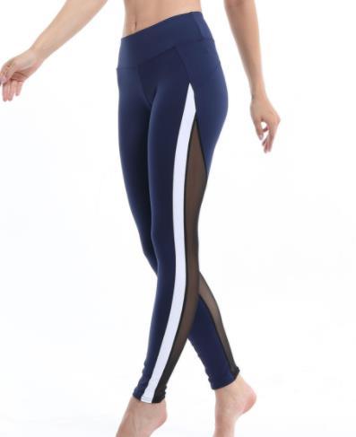 Y Sexy Corriendo Costura Deportivos Fitness Bottompants Puntos Web Americano De Nueve Medias Europeo Mujer Pantalones Baile 6BtxXdqd