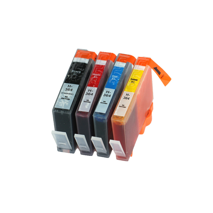 BLOOM Compatible For HP 364 364 BK Ink Cartridge For HP Photosmart 6515 6520 6525 7510 7515 7520 B010a B110a B110c Printers