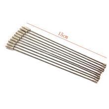Наружной пешие площадь провод прогулки брелок нержавеющей стали кабель шт./лот для