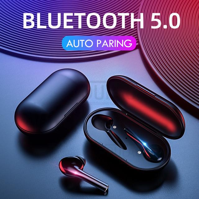 Bluetooth Earbuds Waterproof