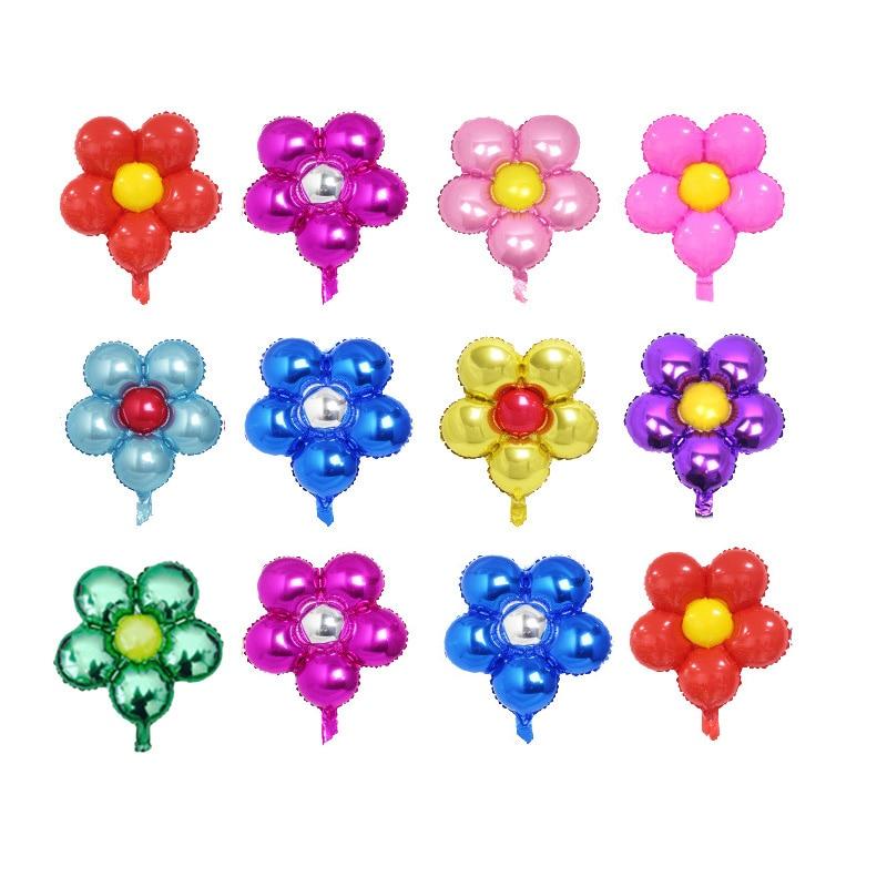 18 Inch Bloem Helium Ballonnen Soorten Kleur Worden Koos Voor