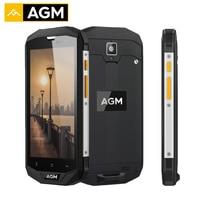 Original AGM A8 EU Smartphone IP68 Waterproof Qualcommn MSM8916 Quad Core Gorilla Glass Android 7 0