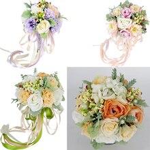 Bride Cerah Bouquet Pernikahan