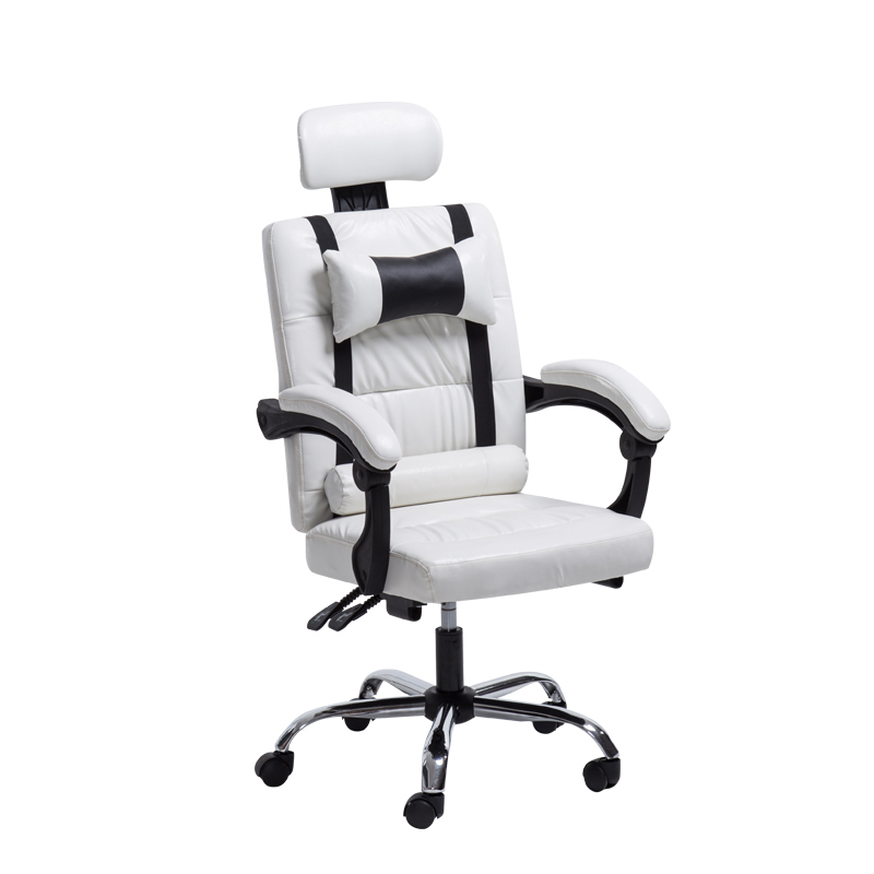 PI#3001 Computer can massage leather chair, boss staff, human engineering office, household lifting and rotating chair high quality office computer chair comfortable ergonomic boss staff chair multifunctional household rotary chair