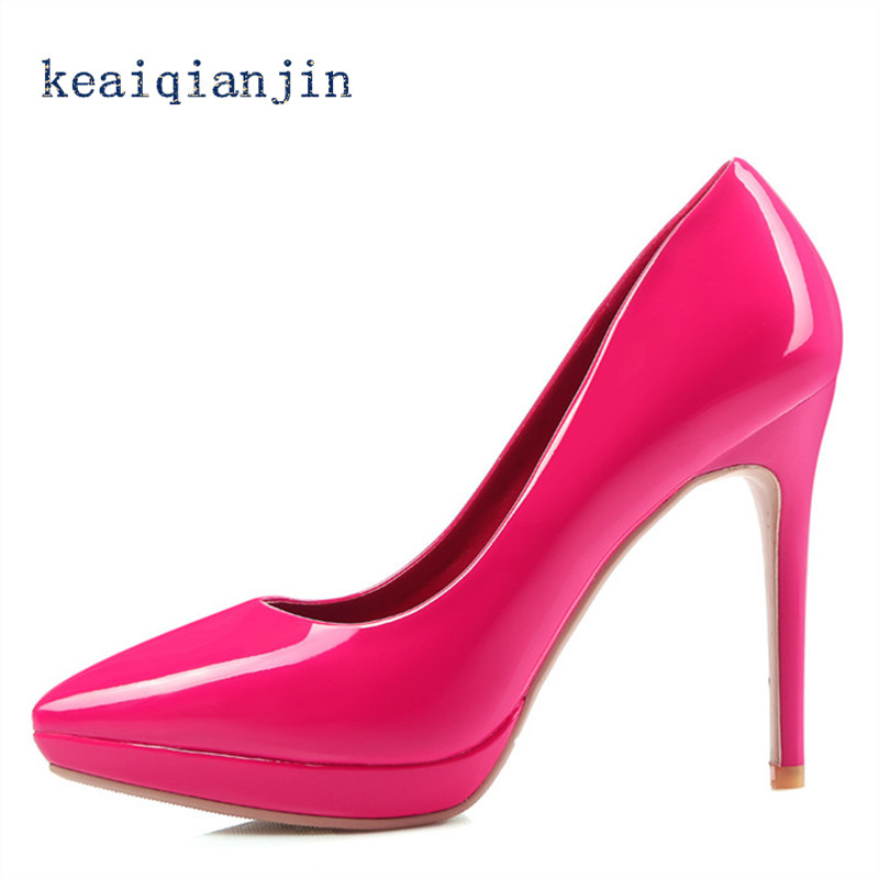 Popular Red Sole Pumps-Buy Cheap Red Sole Pumps lots from China ...