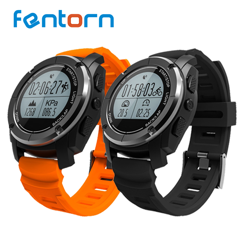 Fentorn S928 GPS Outdoor Sports Smart Watch Bluetooth Band Support Call Message Heart Rate Monitor Smartwatch for Android IOS