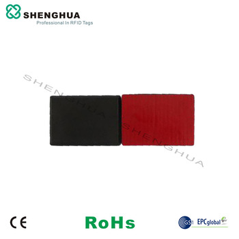 42pcs/pack ISO18000-6C RFID anti metal tags uhf rfid tag for inventory control UHF rfid sticker ABS waterproof tracking