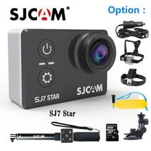 Original SJCAM SJ7 Star WiFi 4K 30FPS 2' Touch Screen Remote Action Camera Helmet Sports DV Ambarella A12S75 Waterproof Camera