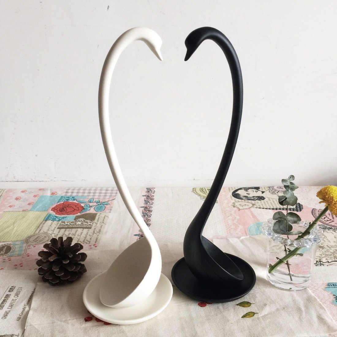 Уникальная и милая кухонная утварь креативная суповая ложка с лотком с длинной ручкой подставка стабильная