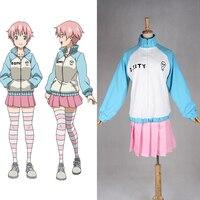 Soul eater maka albarn scuola costume cosplay uniforme anime halloween cosplay costumi per donne e ragazze