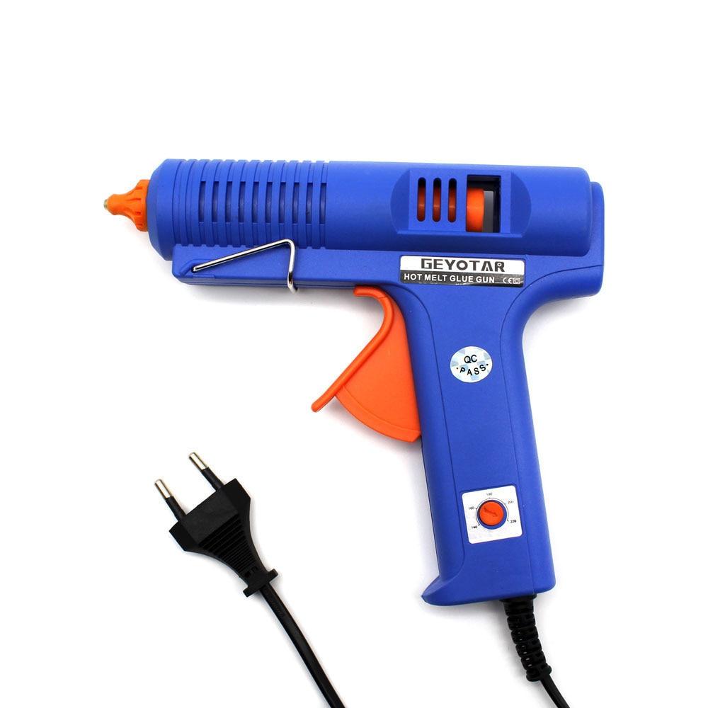 """150W ES """"Plug"""" karšto lydymosi klijų pistoletas su nemokamais - Elektriniai įrankiai - Nuotrauka 2"""