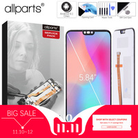 with Fingerprint 5.8'' Original LCD For Huawei Honor 10 Display Touch Screen For Huawei Honor 10 Display On Col L29 View 10 LCD