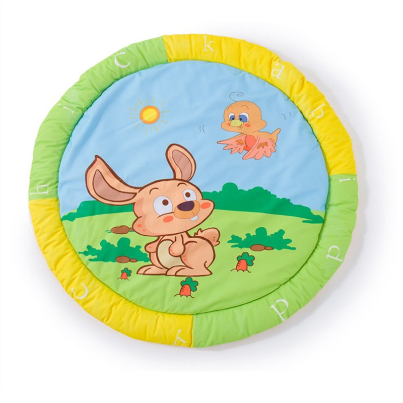 Baby Play Mat Actividad del bebé Pad Gym Educational Play Mats - Juguetes para niños - foto 4