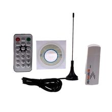 New Hot FM + DAB USB DVB-T + RTL2832U FC0013B SDR Antennan TV RADIO Receiver