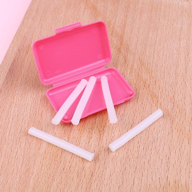 10 Packs Dental Orthodontics Ortho Wax Mint Fruit Mix Scent For Braces Bracket Gum Irritation Teeth Whitening Oral Hygiene Tool