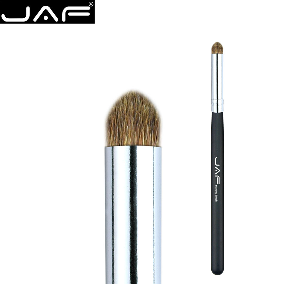 JAF Eye shadow brush Make up brushes Horse Hair Nose shadow blending brush detail wood handle Professional cosmetic tools 07PYJ recoil starter cup hand recoil pull starter assembly fit for honda gx340 11hp gx390 13hp generator pump engine parts