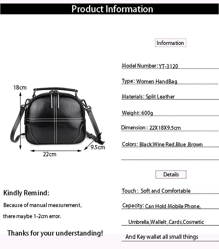 -Messenger Bag