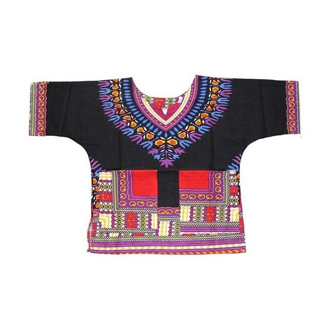 Mr Hunkle enfants nouveau Design de mode traditionnel africain vêtements imprimer Dashiki pour les enfants