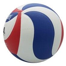 43a308e29d Qualidade superior Tamanho 5   bola de Vôlei de material PU Toque Macio  Vôlei Competição do